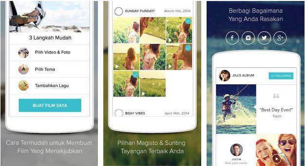 10 Aplikasi Pemotong Video Android Terbaik Saat Ini