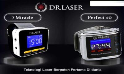 Tempat Penjualan Jam Terapi Dr Laser