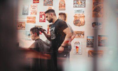 Modal Usaha Barbershop