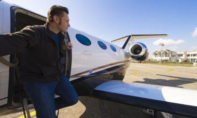 sewa pesawat pribadi